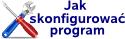 Jak skonfigurować program